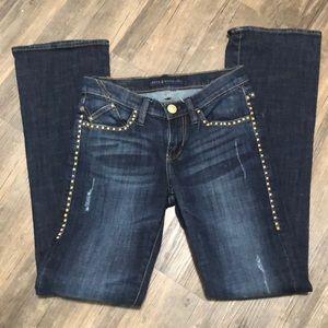Rock & Republic Jeans Kasandra Bootcut SZ 2 EUC